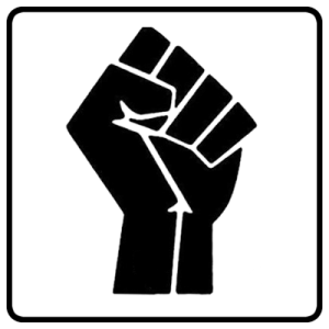 Black-power-fist-icon