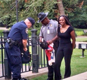 Bree-Newsome-arrest